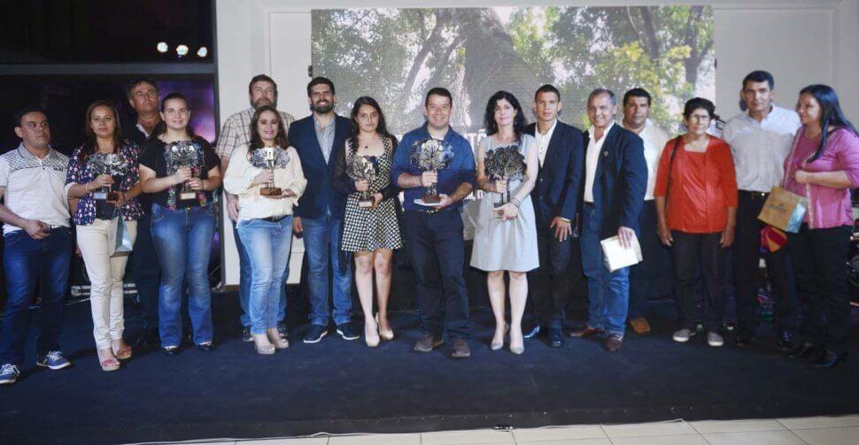 Siegerehrung bei Kolosse der Erde 2017