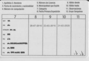 Führerschein Paraguay