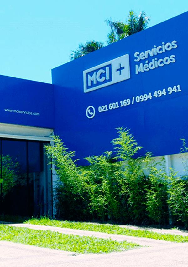 MCI+ Gebäude