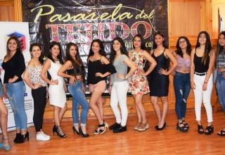 Königinnen des Karnevals in Paraguay 2018