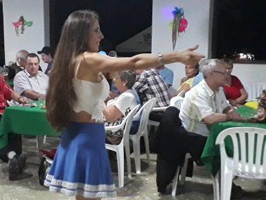 Sängerin Gabriela